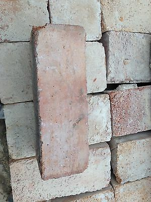 Reclaimed Clay House Bricks Approx 300 £75