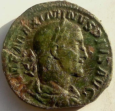Nº 194,sesterze Of Maximinus,very Nice.nice Patine.high Quality.