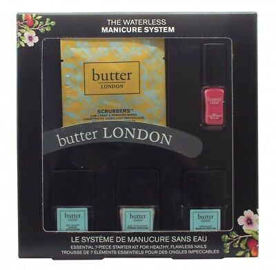 Butter London The Waterless Manicure System Gift Set - 6 Pieces - Women's. New