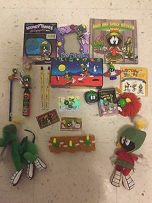 Vintage Marvin The Martian Collectables
