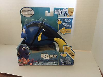 Disney Pixar Finding Dory Let's Speak Whale, DORY NEW