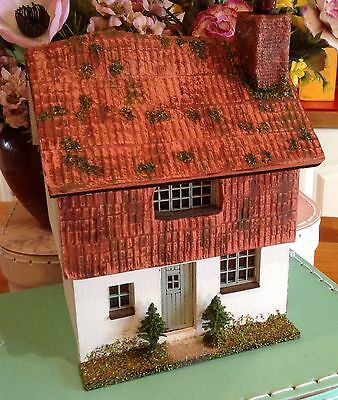 1/48 scale, dolls house, cottage