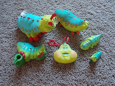 Collection of Heimlich toys - A Bug's Life