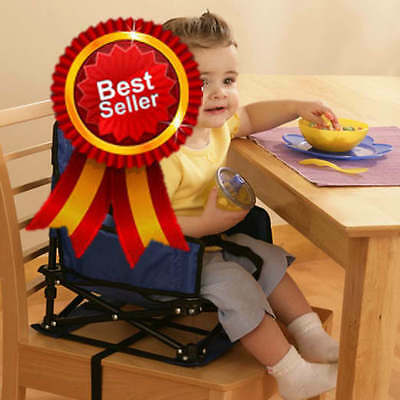 Booster Chair High Regalo Activity Seat Portable Travel Case Free Shipping NEW