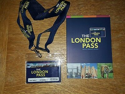 london pass adult ticket tourist attractions
