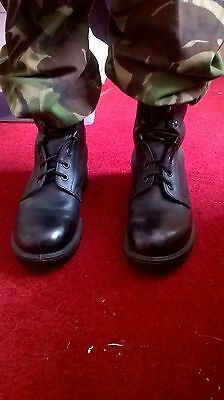 British Army Assault Boots Grade 1