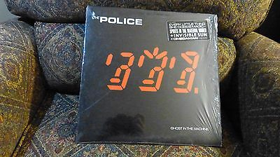 The Police Ghost In The Machine LP A&M SP-3730