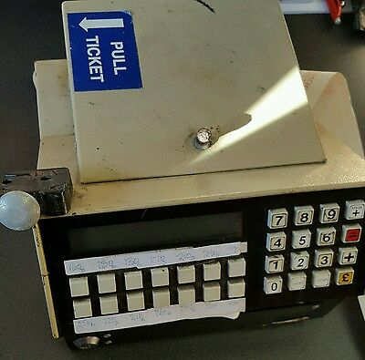 Microsystems Wayfarer Ticket Machine