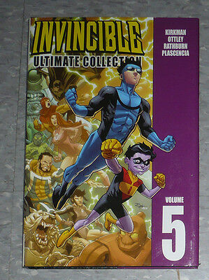 Invincible Ultimate Collection Volume 5 Hardcover Comic