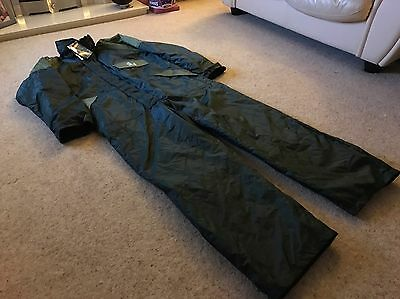 Icebehr Large Waterproof Thermal One piece Fishing Suit