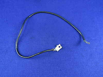 09 Honda Silver Wing Battery Cable FSC600 FSC 600 Scooter Silverwing #171
