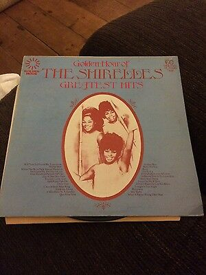 The Shirelles Greatest hits LP