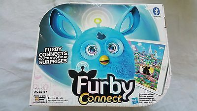 Furby Connect Blue, Brand New! Electronic Hasbro Toy Pet!