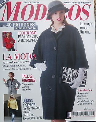 Revista MAGAZINE MODELOS moda italiana mi boutique