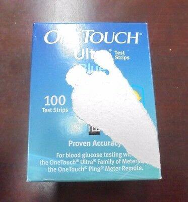 100 Onetouch Ultra Blue New!! ***fast Shipping*** Retail: 9/2017