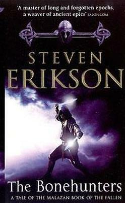 NEW Bonehunters, The By Steven Erikson Paperback Free Shipping