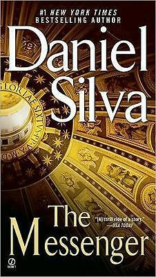 NEW The Messenger By Daniel Silva Paperback Free Shipping