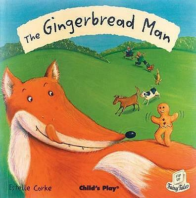 NEW The Gingerbread Man By Estelle Corke Paperback Free Shipping