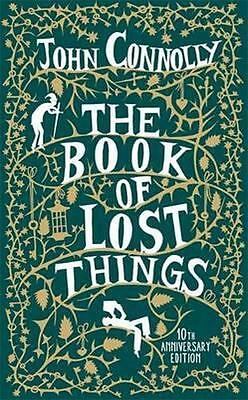 NEW The Book of Lost Things By John Connolly Paperback Free Shipping