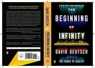 NEW The Beginning of Infinity By David Deutsch Paperback Free Shipping