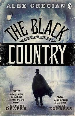 NEW The Black Country By Alex Grecian Paperback Free Shipping