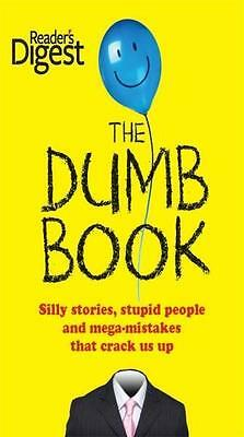 NEW The Dumb Book By Editors of Reader's Digest Paperback Free Shipping