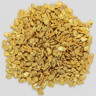 1.0680 Gram Alaska Natural Gold Nuggets / Flakes -(#03494)- Hand-Picked Quality