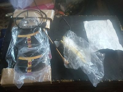 soldiers on parade wind chime christmas decoration NIB assembly required