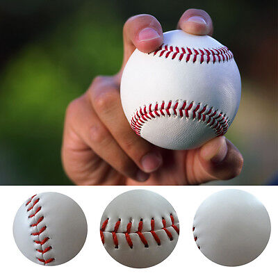 Classical 9'' Base Ball  Soft Leather Sport Game Practice Trainning Excercise