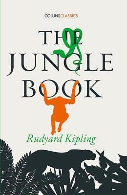 NEW The Jungle Book By Rudyard Kipling Paperback Free Shipping