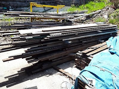"""Packs of 110 lineal meters (3"""" x 1.5"""") Recycled Mixed Hardwood- $120.00 per pack"""