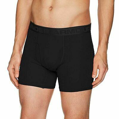 """3 PACK Tommy Hilfiger COTTON STRETCH BOXER Briefs LARGE 36-38"""" NAVY BOX $42"""