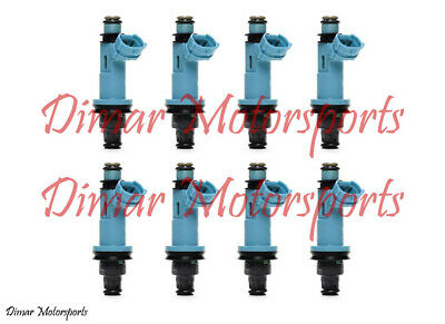 Flow Matched 420cc 40lb High Flow Performance Fuel Injectors