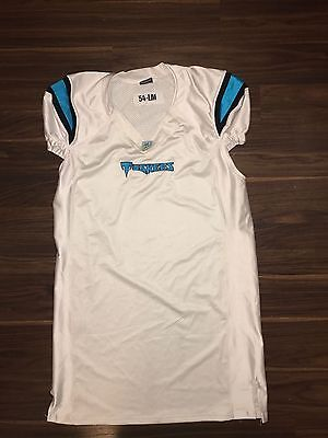 Florida Tuskers Orlando Game Used Worn Team Issued Ufl Football Jersey