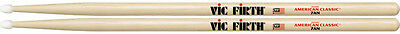 Vic Firth 7AN Pilons, Embout En Nylon ( 6 Pairs )