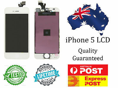 NEW ~ iPhone 5 LCD Touch Screen Replacement ~ WHITE OR BLACK