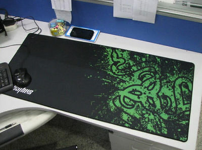Sale 2017 New Large XL Size 700*300*2MM Rubber Mantis Speed Game Mouse Pad Mat