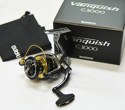 2016 NEW Shimano Vanquish C3000 Spinning Reel From Japan