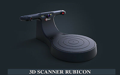 Rubicon Scanner 3D