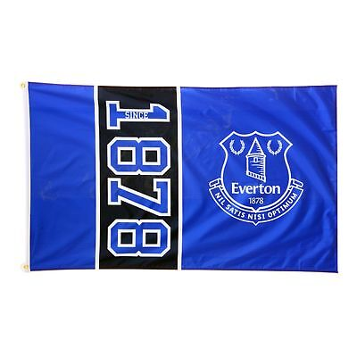 Everton FC Official Since 1878 Design Football Supporters Flag