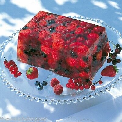 Delia Smiths A Terrine of Summer Fruits Recipe