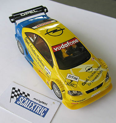 Scalextric Holden Opel Astra V8 Coupe C2474A Limited Slot Cars