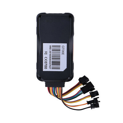 3G WCDMA VEHICLE GPS Tracker Concox GT06E Voice Monitor Vibration Alarm  Magnet