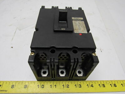 Fuji Electric SA103A 75A 3Pole Circuit Breaker