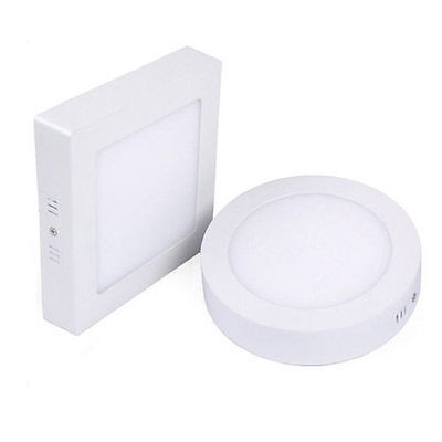 Plafoniera led soffitto rotonda quadrata plafoniere da soffitto led 18w 220v