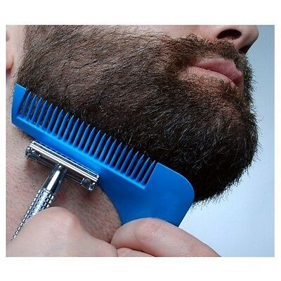 The Beard Bro Beard Shaping Tool for Lines and Symmetry