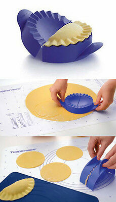Tupperware Empanada Maker Pastry Mould For Pasties & Curry Puffs Berry Bliss New