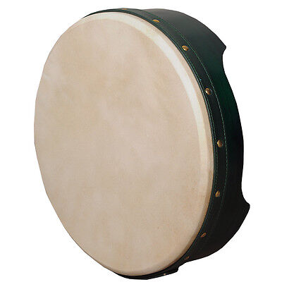 12 X 3.5 Heartland verde bodhran fijar la cabeza T bar, Fix Head Irish Bodhran
