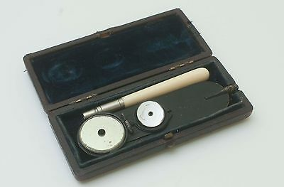 Antique Opticians Opthalmoscope