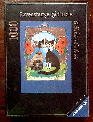 Ravensburger Puzzle 1000 Pezzi Rosina Wachtmeister Gatti Collector Exclusive